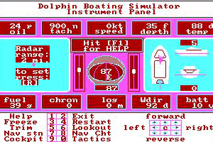 Dolphin Boating Simulator 8