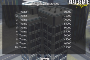 Donald Trump's Real Estate Tycoon! 2