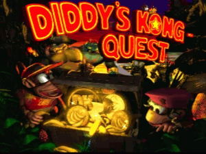 Donkey Kong Country 2: Diddy's Kong Quest 0