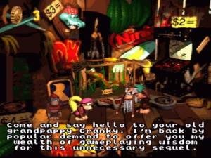 Donkey Kong Country 2: Diddy's Kong Quest 9