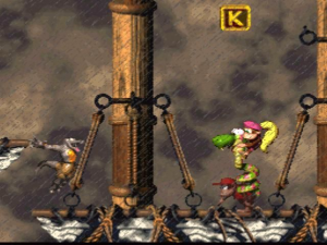 Donkey Kong Country 2: Diddy's Kong Quest 13