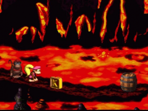 Donkey Kong Country 2: Diddy's Kong Quest 18