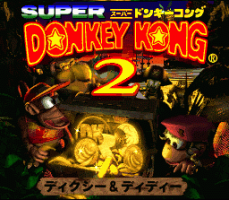 Donkey Kong Country 2: Diddy's Kong Quest 1