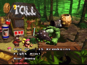 Donkey Kong Country 2: Diddy's Kong Quest 20