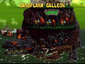 Donkey Kong Country 2: Diddy's Kong Quest 2