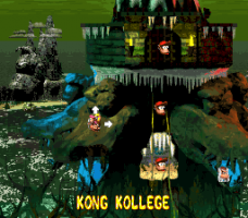 Donkey Kong Country 2: Diddy's Kong Quest 37