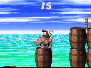 Donkey Kong Country 2: Diddy's Kong Quest 7