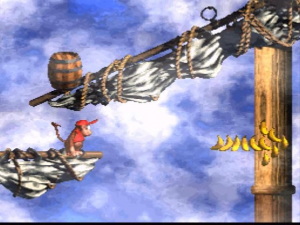 Donkey Kong Country 2: Diddy's Kong Quest 8
