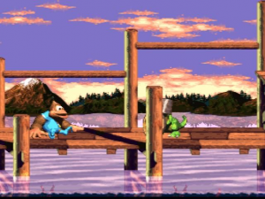Donkey Kong Country 3: Dixie Kong's Double Trouble! abandonware