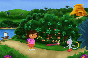 Dora the Explorer: Lost City Adventure 14