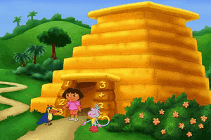 Dora the Explorer: Lost City Adventure 16