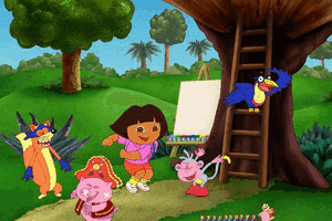 Dora the Explorer: Lost City Adventure 23