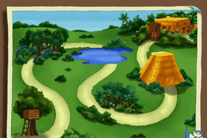 Dora the Explorer: Lost City Adventure 8