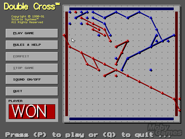 Double Cross 5