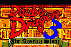 Double Dragon 3: The Rosetta Stone 0