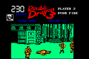 Double Dragon 3: The Rosetta Stone 12