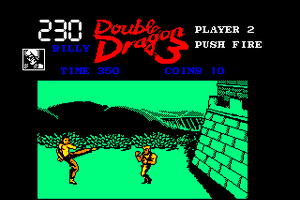Double Dragon 3: The Rosetta Stone 14