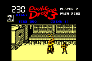 Double Dragon 3: The Rosetta Stone 15