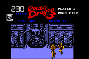 Double Dragon 3: The Rosetta Stone 18