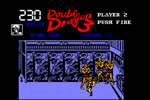 Double Dragon 3: The Rosetta Stone 19