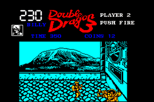 Double Dragon 3: The Rosetta Stone 22