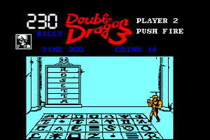 Double Dragon 3: The Rosetta Stone 27