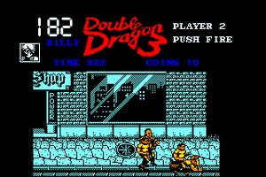 Double Dragon 3: The Rosetta Stone 4