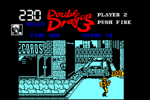 Double Dragon 3: The Rosetta Stone 7