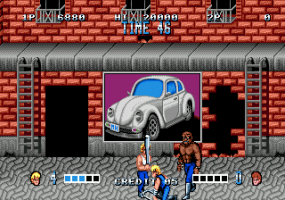 Double Dragon abandonware