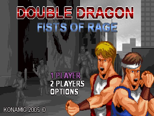 Download Double Dragon Fists Of Rage Windows My Abandonware