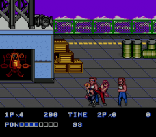 Double Dragon II: The Revenge abandonware