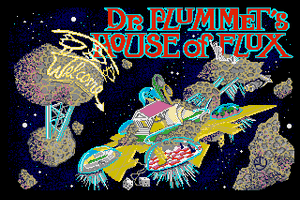Dr. Plummet's House of Flux 0