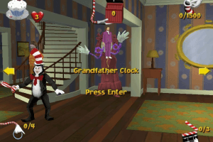 Dr. Seuss' The Cat in the Hat abandonware