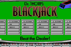 Dr. Thorp's Mini Blackjack 0