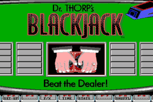 Dr. Thorp's Mini Blackjack 1