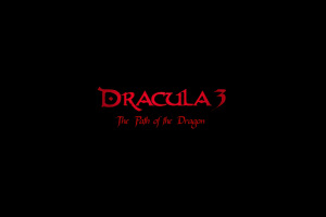 Dracula 3: The Path of the Dragon 0