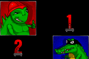 Draggy and Croco 5