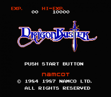 Dragon Buster 0