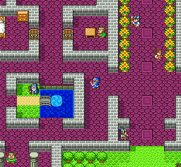 Dragon Quest I & II 21
