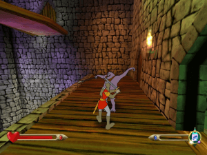Dragon's Lair 3D: Return to the Lair 4