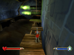 Dragon's Lair 3D: Return to the Lair abandonware