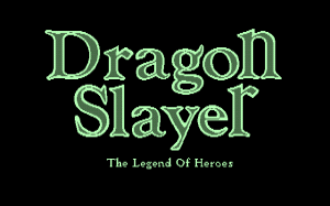 Dragon Slayer: The Legend of Heroes 0