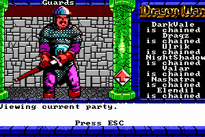 Dragon Wars abandonware