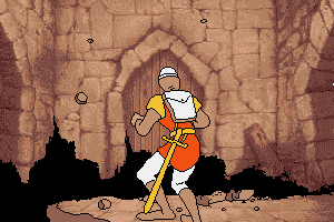 Dragon's Lair: Escape from Singe's Castle abandonware