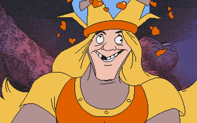 Dragon's Lair III: The Curse of Mordread 20