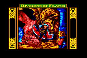 Dragons of Flame 0