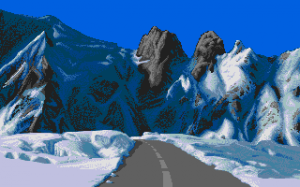 Drivin' Force abandonware