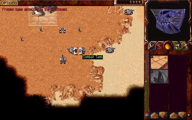 Download Dune 2000 (Windows) - My Abandonware