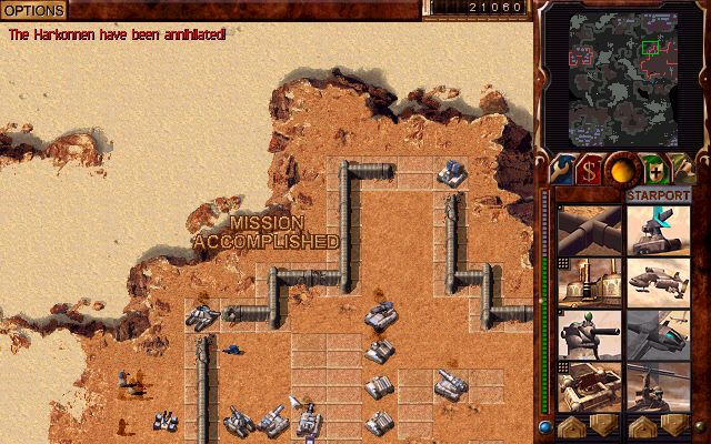 play dune 2000 game free for pc