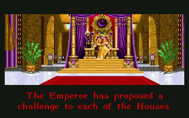 Download dune ii: the building of a dynasty | dos games archive.